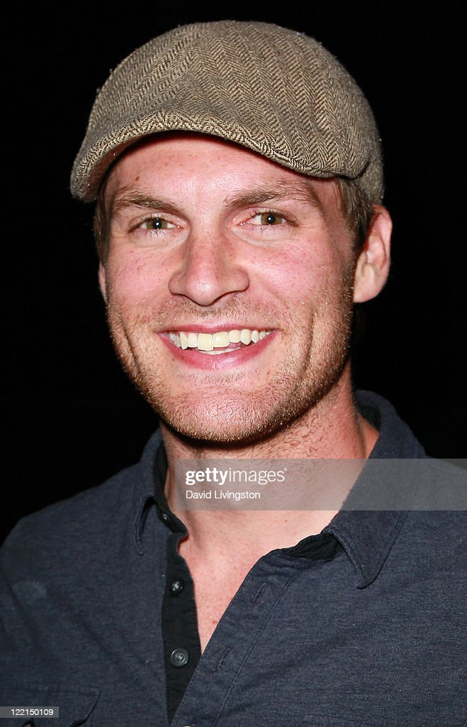 Actor Mark Booker attends the Los Angeles premiere of 'The Casserole Club' presented by the American Cinematheque at the Egyptian Theatre on August 25, 2011 in Hollywood, California.