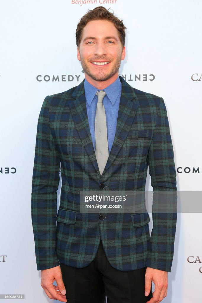 Actor Mark Cirillo attends A Night of Fresh Comedy and Art celebrating Gilda Radner's legacy at Museum of Flying on May 18, 2013 in Santa Monica, California.