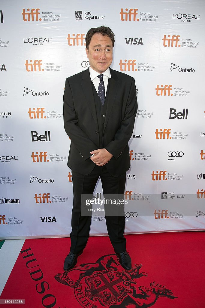 Actor Mark Critch attends 'The Grand Seduction' premiere during the 2013 Toronto International Film Festival at Roy Thomson Hall on September 8, 2013 in Toronto, Canada.