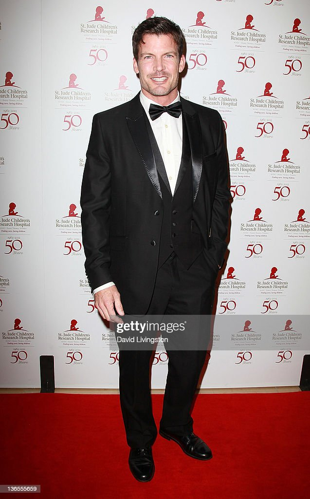 Actor Mark Deklin attends the 50th anniversary celebration for St. Jude Children's Research Hospital at The Beverly Hilton hotel on January 7, 2012 in Beverly Hills, California.