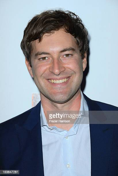 Actor Mark Duplass arrives at the Premiere Screenings of FX's 'It's Always Sunny In Philadelphia' Season 8 and 'The League' Season 4 at ArcLight...