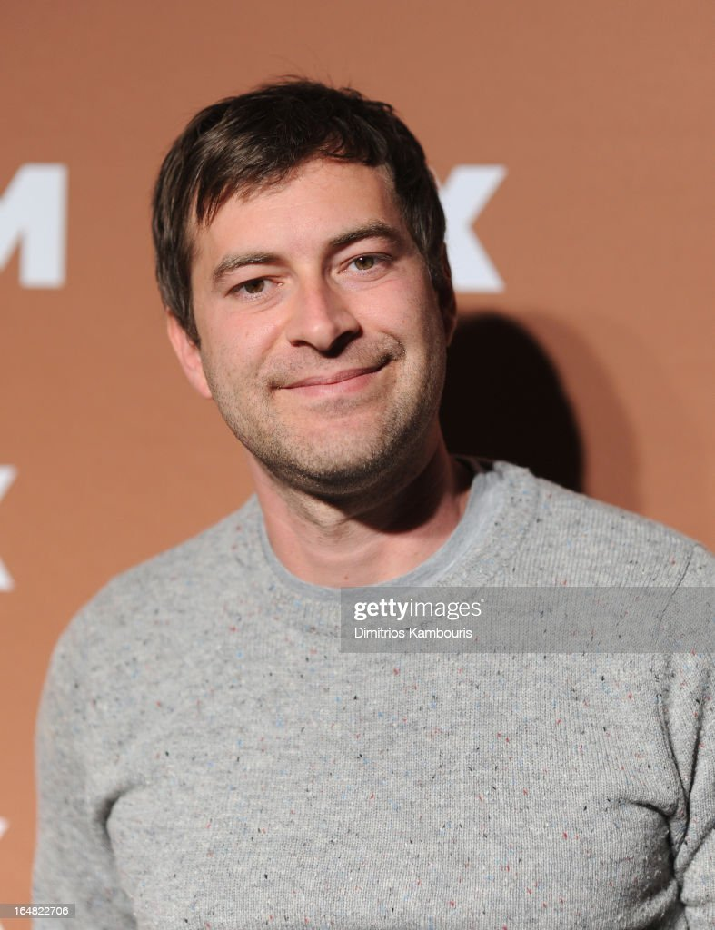 Actor Mark Duplass attends the 2013 FX Upfront Bowling Event at Luxe at Lucky Strike Lanes on March 28, 2013 in New York City.