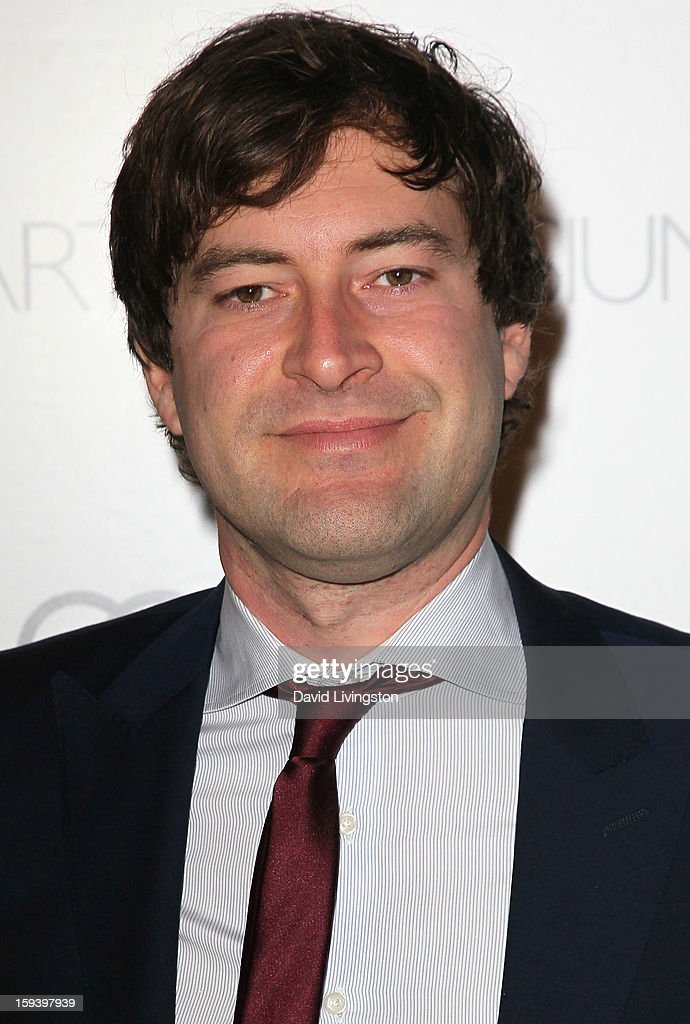 Actor Mark Duplass attends the Art of Elysium's 6th Annual Black-tie Gala 'Heaven' at 2nd Street Tunnel on January 12, 2013 in Los Angeles, California.