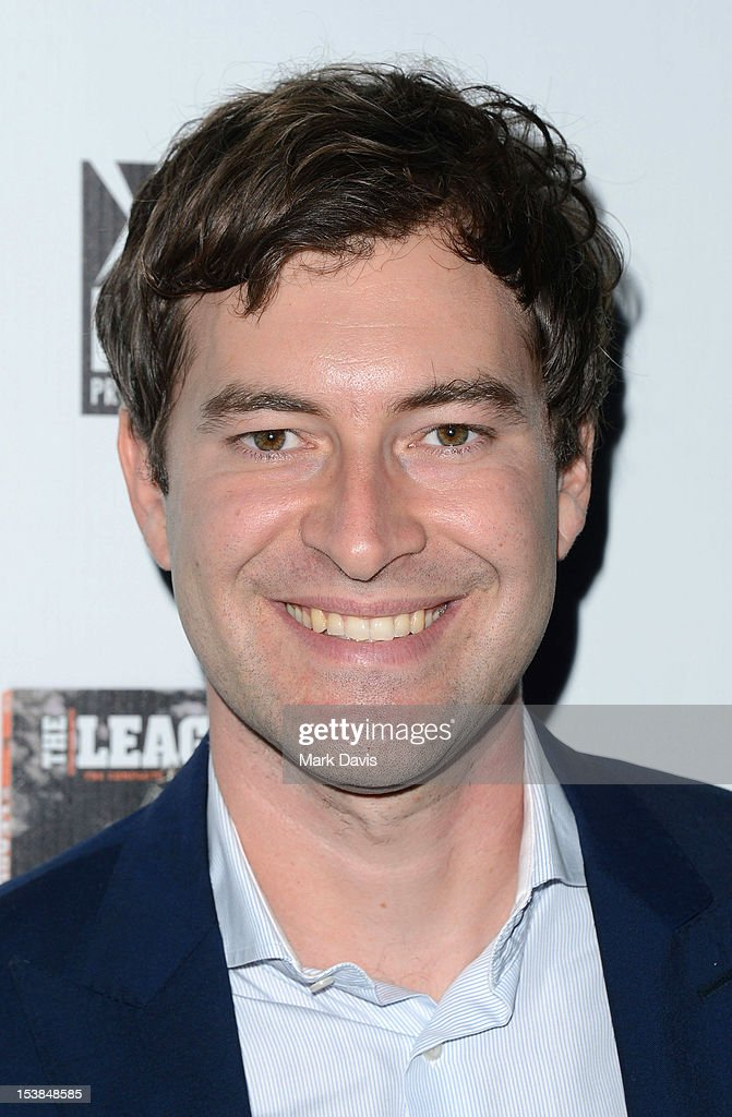 Actor Mark Duplass attends the FX season premiere screenings for 'It's Always Sunny In Philadelphia' and 'The League' at ArcLight Cinemas Cinerama Dome on October 9, 2012 in Hollywood, California.
