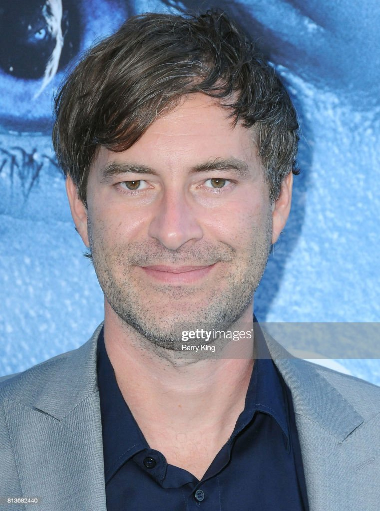 Actor Mark Duplass attends the Premiere of HBO's 'Game Of Thrones' Season 7 at Walt Disney Concert Hall on July 12, 2017 in Los Angeles, California.