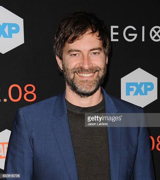 Actor Mark Duplass attends the premiere of 'Legion' at Pacific Design Center on January 26 2017 in West Hollywood California
