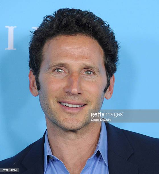 Actor Mark Feuerstein arrives at the premiere of Roadside Attractions' 'Love And Friendship' at Directors Guild Of America on May 3 2016 in Los...