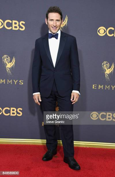 Actor Mark Feuerstein attends the 69th Annual Primetime Emmy Awards at Microsoft Theater on September 17 2017 in Los Angeles California