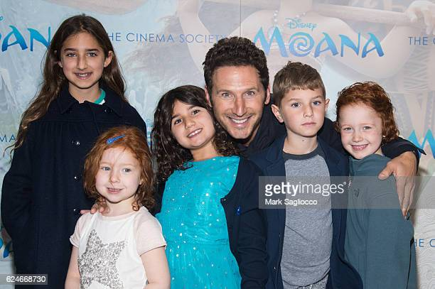 Actor Mark Feuerstein attends the Disney Special Screening Of 'Moana'at Metrograph on November 20 2016 in New York City