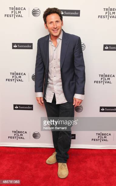 Actor Mark Feuerstein attends the 'In Your Eyes' Premiere during the 2014 Tribeca Film Festival at the SVA Theater on April 20 2014 in New York City