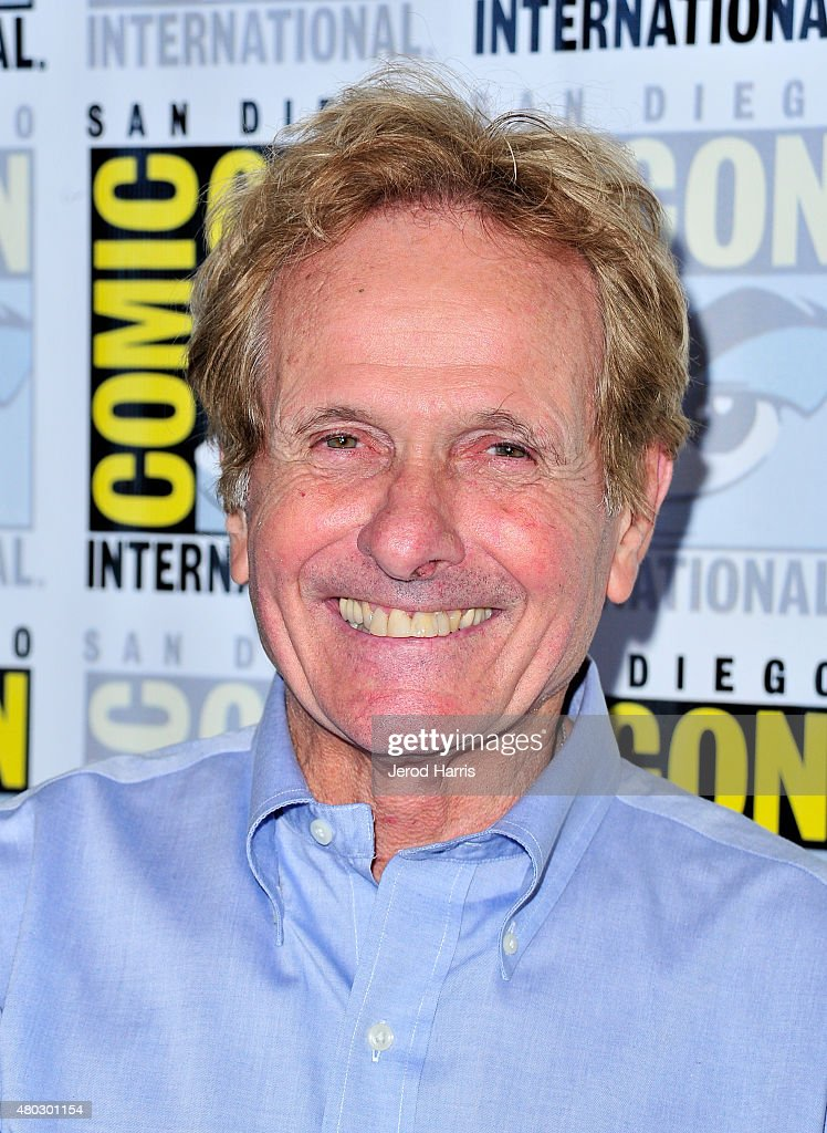 Actor Mark Goddard attends 'Lost In Space' Press Room during Comic-Con International 2015 at Hilton Bayfront on July 10, 2015 in San Diego, California.