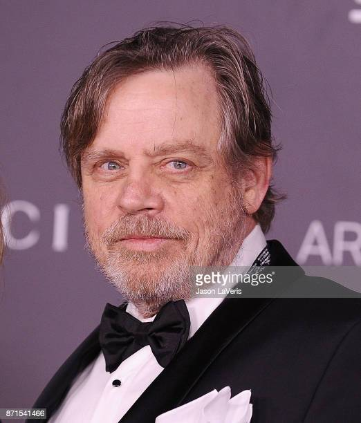 Actor Mark Hamill attends the 2017 LACMA Art Film gala at LACMA on November 4 2017 in Los Angeles California