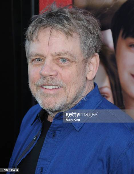 Actor Mark Hamill attends the 2017 Los Angeles Film Festival Opening Night Premiere Of Focus Features' 'The Book Of Henry' at Arclight Cinemas Culver...