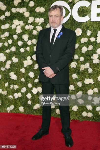Actor Mark Hamill attends the 2017 Tony Awards at Radio City Music Hall on June 11 2017 in New York City