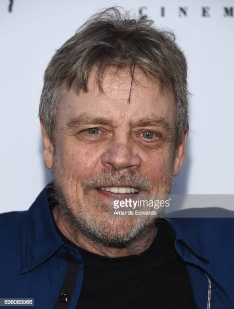 Actor Mark Hamill attends the opening night premiere of Focus Features' 'The Book of Henry' during the 2017 Los Angeles Film Festival at Arclight...