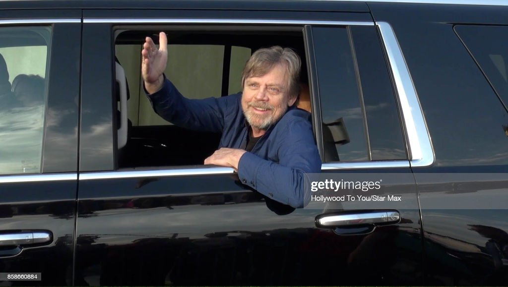 Actor Mark Hamill is seen at Comic-Con New York on October 6, 2017 in New York City.