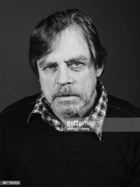 Actor Mark Hamill poses for a portrait at the Sundance Film Festival for Variety on January 21 2017 in Salt Lake City Utah