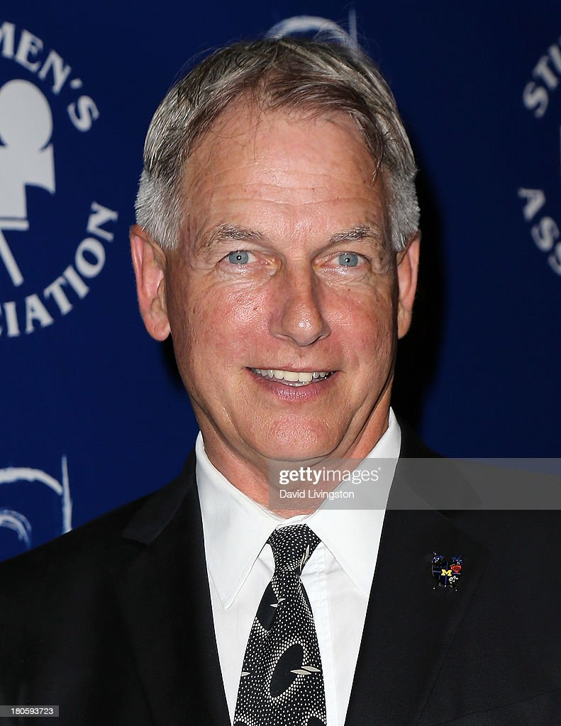 Actor <a gi-track='captionPersonalityLinkClicked' href=/galleries/search?phrase=Mark+Harmon&family=editorial&specificpeople=208897 ng-click='$event.stopPropagation()'>Mark Harmon</a> attends the Stuntmen's Association of Motion Pictures 52nd Annual Awards Dinner to benefit the Taurus World Stunt Awards Foundation at the Hilton Universal City on September 14, 2013 in Universal City, California.