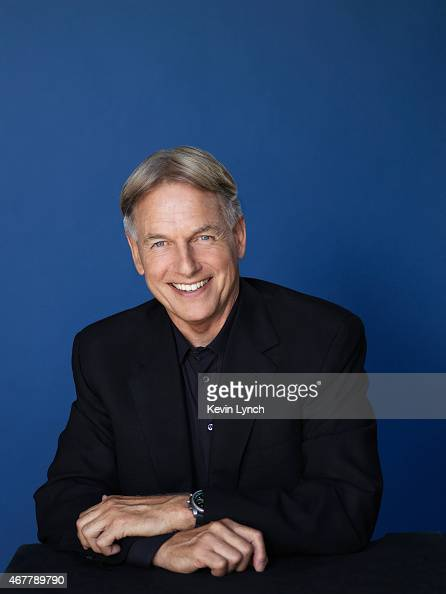 Actor Mark Harmon if photographed for TV Guide Magazine on August 1 2014 in Los Angeles California PUBLISHED