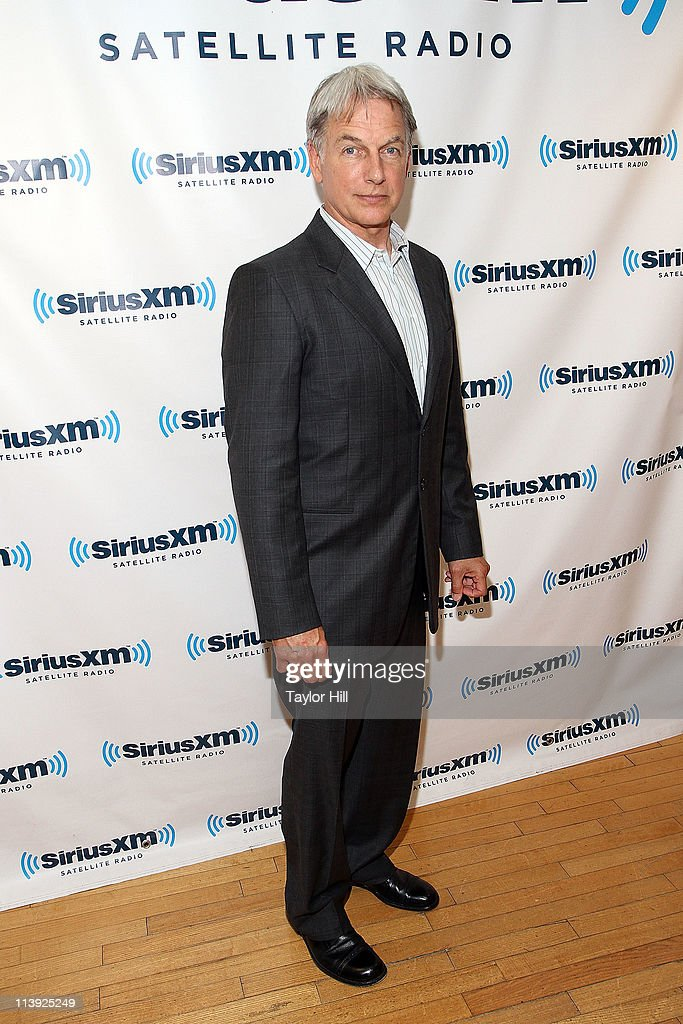 Actor <a gi-track='captionPersonalityLinkClicked' href=/galleries/search?phrase=Mark+Harmon&family=editorial&specificpeople=208897 ng-click='$event.stopPropagation()'>Mark Harmon</a> visits SiriusXM Studio on May 10, 2011 in New York City.