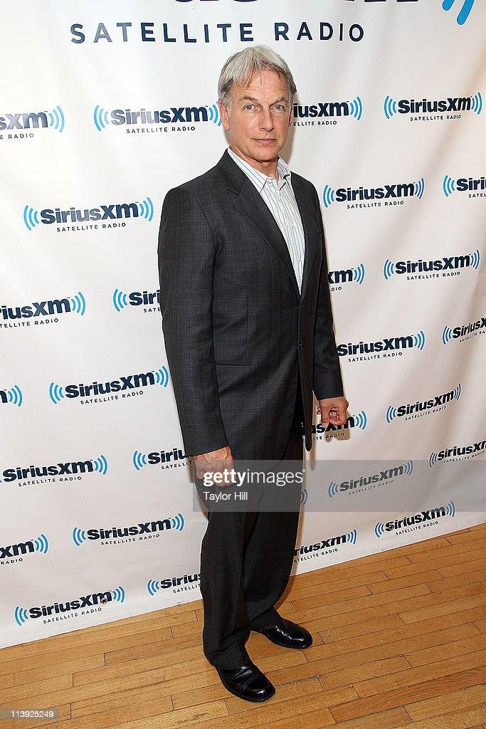 Jacob Lusk, Julie Andrews And Mark Harmon Visit SiriusXM