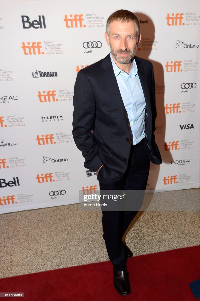 Actor Mark Ivanir attends the 'A Late Quartet' Premiere at the 2012 Toronto International Film Festival at The Elgin on September 10, 2012 in Toronto, Canada.