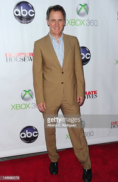 Actor Mark Moses arrives to the Series Finale of ABC's 'Desperate Housewives' at W Hollywood on April 29 2012 in Hollywood California