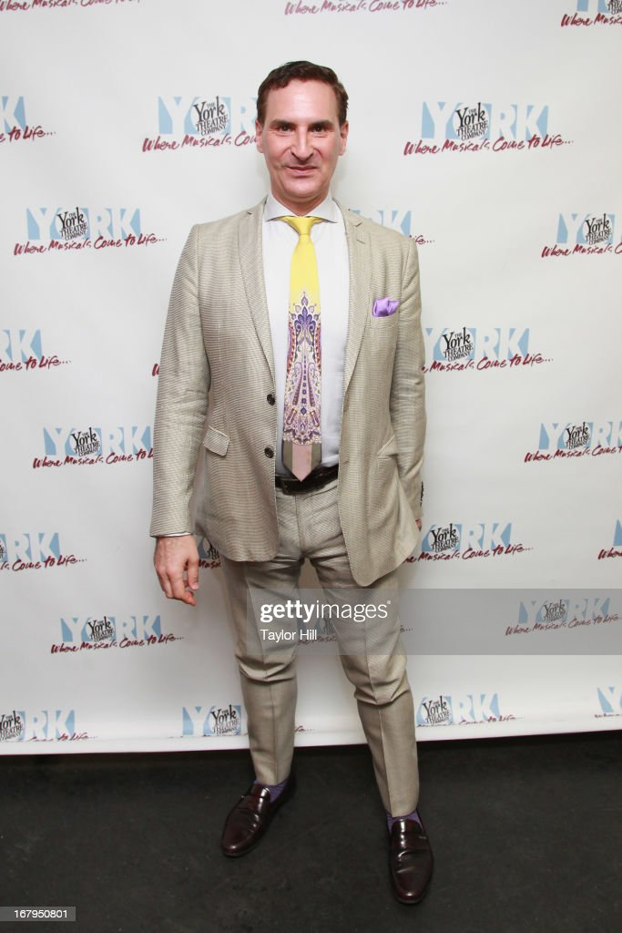 Actor Mark Nadler attends the 'I'm A Stranger Here Myself' Off Broadway Opening Night at The York Theatre at Saint Peter's on May 2, 2013 in New York City.