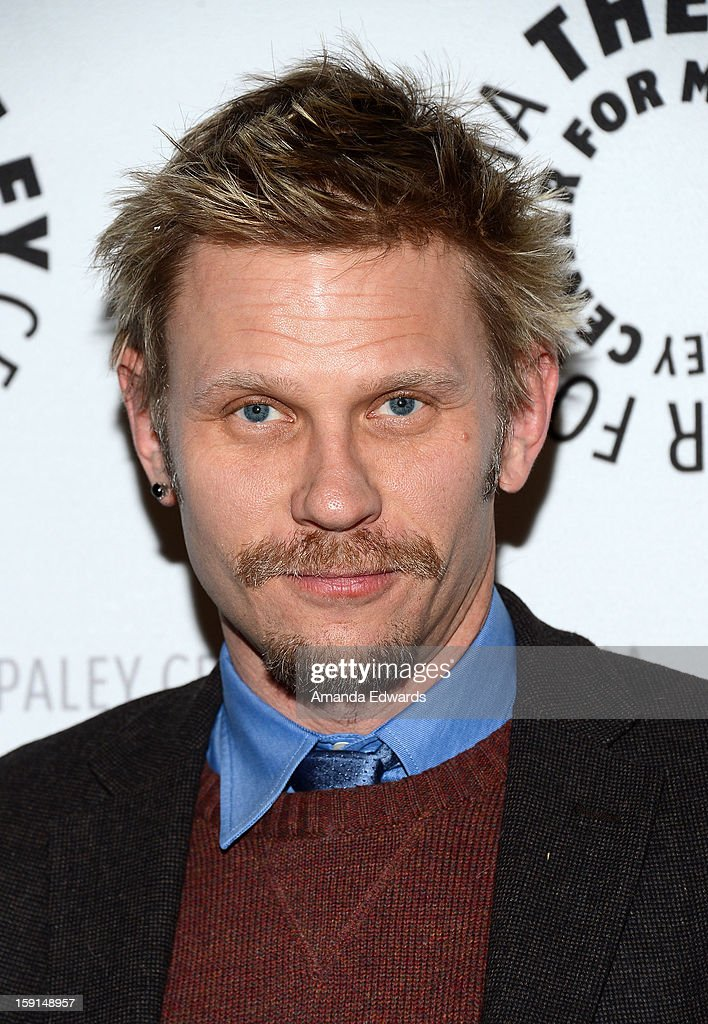 Actor Mark Pellegrino arrives at The Paley Center for Media presents an evening with Syfy's 'Being Human' season 3 premiere screening and panel at The Paley Center for Media on January 8, 2013 in Beverly Hills, California.