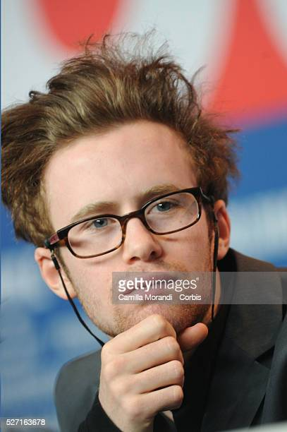 Actor Mark Rendall attends the press conference of 'My One and Only' during the 59 Berlin Film Festival