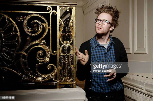 Actor Mark Rendall poses during a private portrait session at the Vanity Fair Lounge at the Sony Center on February 13 2009 in Berlin Germany MINIMUM...