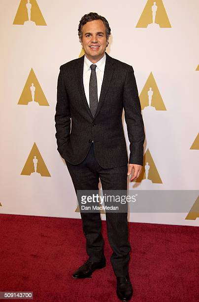 Actor Mark Ruffalo attends the 88th Annual Academy Awards Nominee Luncheon in Beverly Hills California