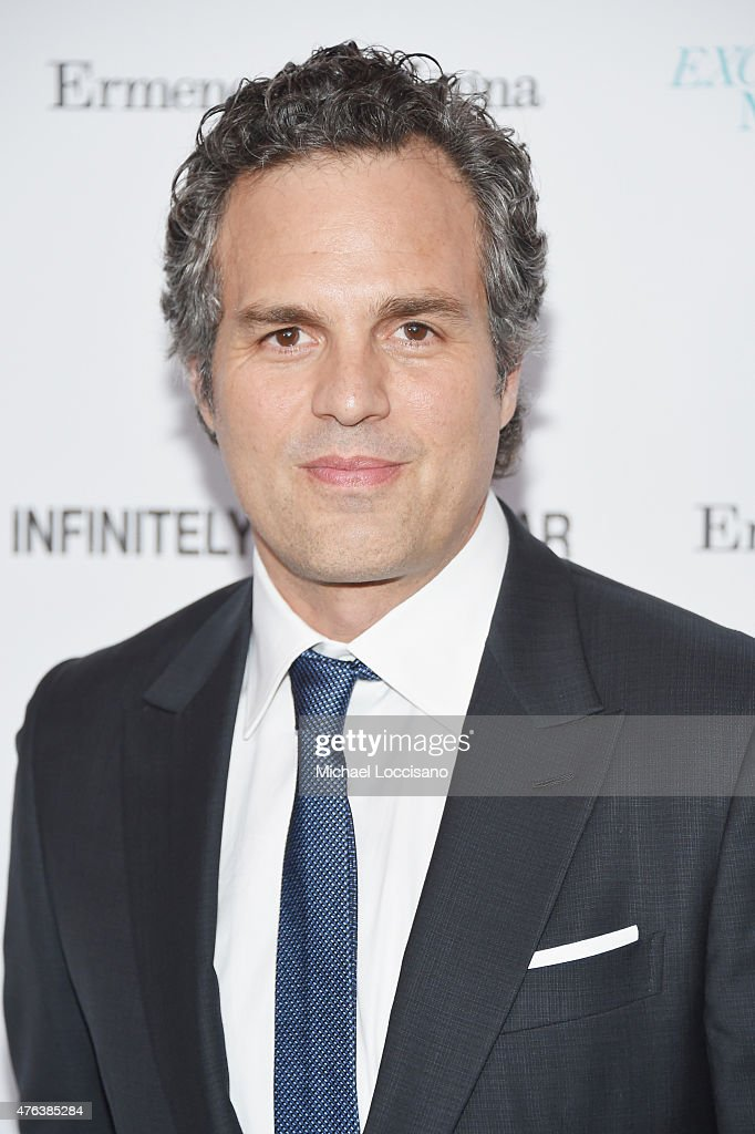 Actor <a gi-track='captionPersonalityLinkClicked' href=/galleries/search?phrase=Mark+Ruffalo&family=editorial&specificpeople=209317 ng-click='$event.stopPropagation()'>Mark Ruffalo</a> attends the 'Infinitely Polar Bear' New York premiere at Landmark Sunshine Cinema on June 8, 2015 in New York City.