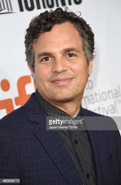 Actor Mark Ruffalo attends the Premiere Of Universal Studios' 'Unbroken' at TCL Chinese Theatre on December 12 2014 in Hollywood California