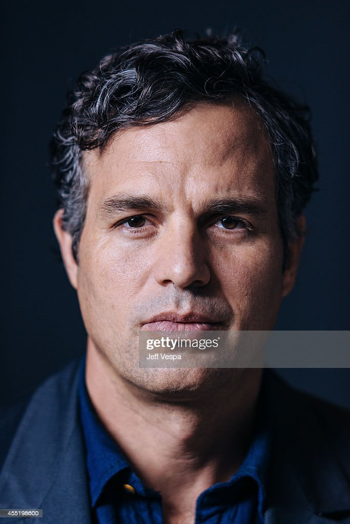 Actor <a gi-track='captionPersonalityLinkClicked' href=/galleries/search?phrase=Mark+Ruffalo&family=editorial&specificpeople=209317 ng-click='$event.stopPropagation()'>Mark Ruffalo</a> is photographed for a Portrait Session at the 2014 Toronto Film Festival on September 10, 2014 in Toronto, Ontario.