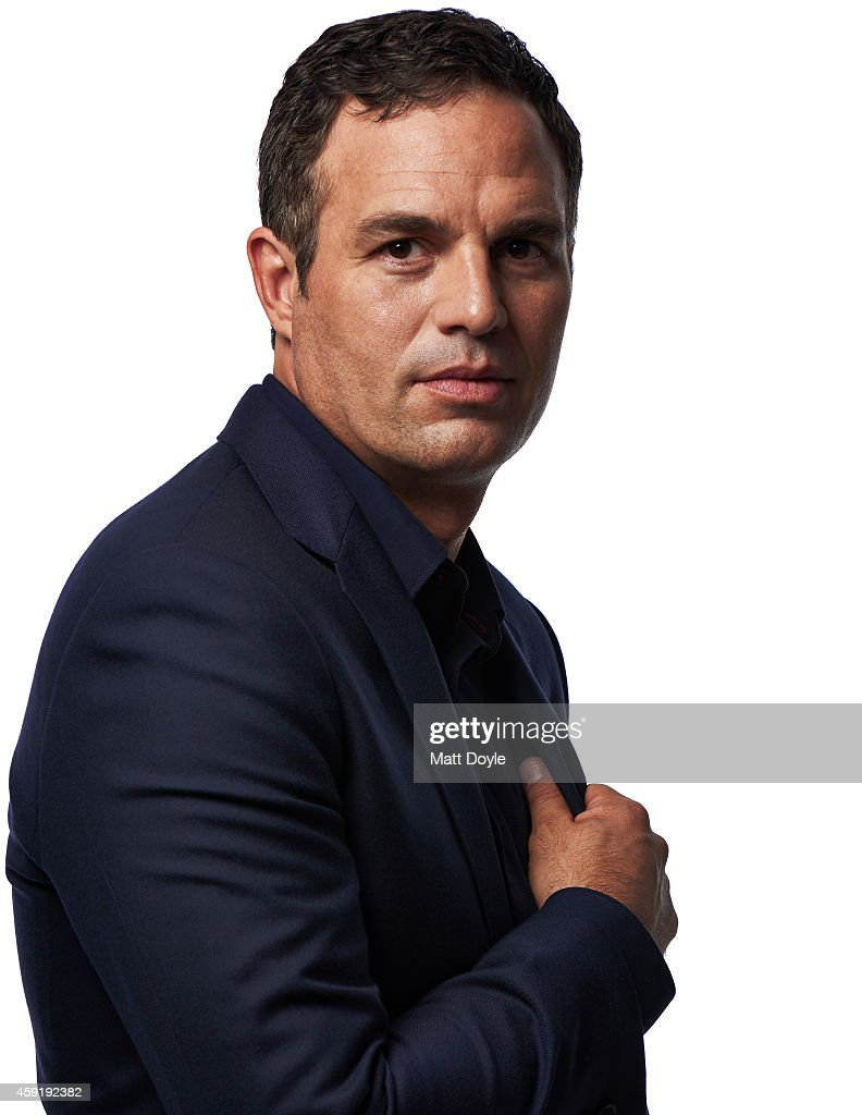Actor <a gi-track='captionPersonalityLinkClicked' href=/galleries/search?phrase=Mark+Ruffalo&family=editorial&specificpeople=209317 ng-click='$event.stopPropagation()'>Mark Ruffalo</a> is photographed for Back Stage on October 10, 2014, in New York City. PUBLISHED COVER