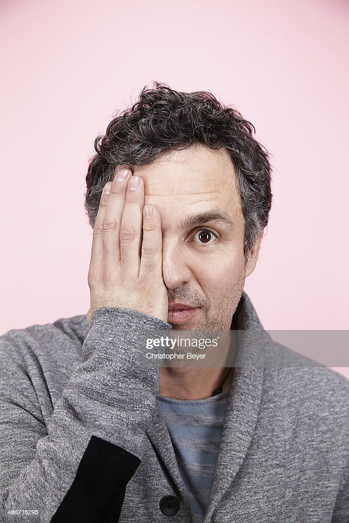 Actor <a gi-track='captionPersonalityLinkClicked' href=/galleries/search?phrase=Mark+Ruffalo&family=editorial&specificpeople=209317 ng-click='$event.stopPropagation()'>Mark Ruffalo</a> is photographed for Entertainment Weekly Magazine on January 25, 2014 in Park City, Utah.