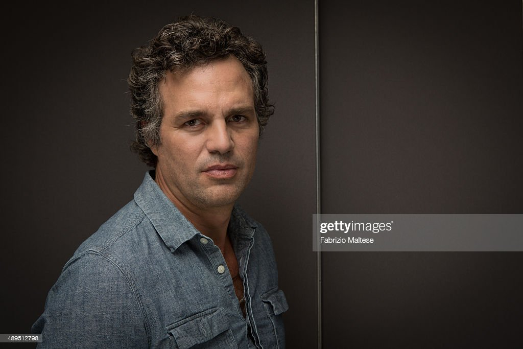 Actor <a gi-track='captionPersonalityLinkClicked' href=/galleries/search?phrase=Mark+Ruffalo&family=editorial&specificpeople=209317 ng-click='$event.stopPropagation()'>Mark Ruffalo</a> is photographed for The Hollywood Reporter on September 5, 2015 in Venice, Italy.