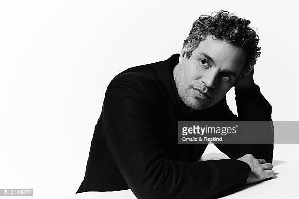 Actor Mark Ruffalo poses for a portrait at the 2016 Film Independent Spirit Awards on February 27 2016 in Santa Monica California