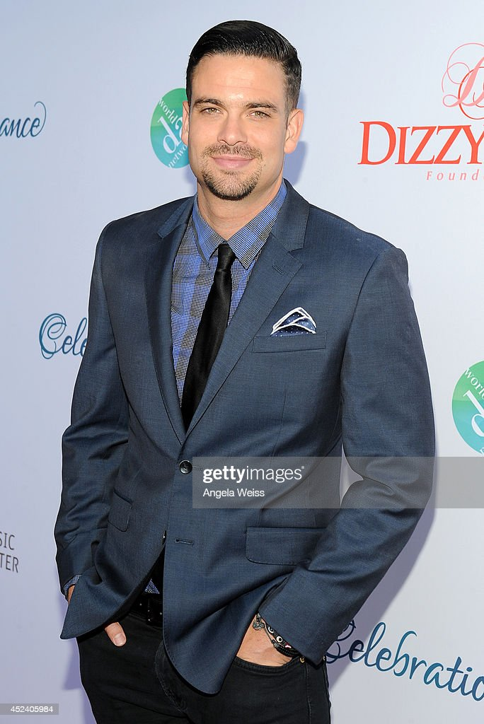 Actor <a gi-track='captionPersonalityLinkClicked' href=/galleries/search?phrase=Mark+Salling&family=editorial&specificpeople=5745691 ng-click='$event.stopPropagation()'>Mark Salling</a> attends Dizzy Feet Foundation's Celebration Of Dance Gala at The Music Center on July 19, 2014 in Los Angeles, California.