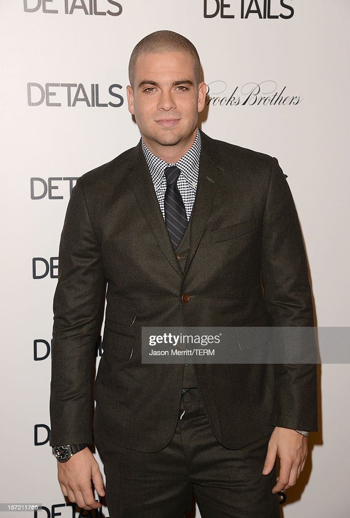 Actor <a gi-track='captionPersonalityLinkClicked' href=/galleries/search?phrase=Mark+Salling&family=editorial&specificpeople=5745691 ng-click='$event.stopPropagation()'>Mark Salling</a> attends the DETAILS Hollywood Mavericks Party held at Soho House on November 29, 2012 in West Hollywood, California.