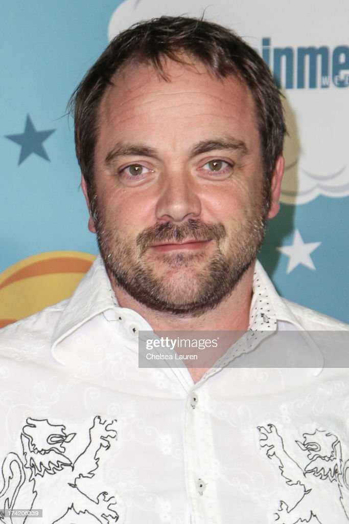 Actor Mark Sheppard arrives at Entertainment Weekly's annual Comic-Con celebration at Float at Hard Rock Hotel San Diego on July 20, 2013 in San Diego, California.