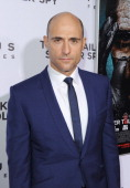 Actor Mark Strong arrives at the premiere of Focus Features' 'Tinker Tailor Soldier Spy' at Arclight Cinema's Cinerama Dome on December 6 2011 in...
