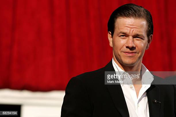 Actor Mark Wahlberg arrives at the 13th Annual ESPY Awards at the Kodak Theatre on July 13 2005 in Hollywood California