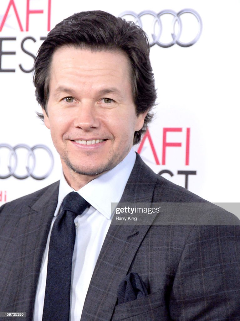Actor <a gi-track='captionPersonalityLinkClicked' href=/galleries/search?phrase=Mark+Wahlberg&family=editorial&specificpeople=202265 ng-click='$event.stopPropagation()'>Mark Wahlberg</a> arrives at the AFI FEST 2014 presented by Audi - 'The Gambler' premiere held at Dolby Theatre on November 10, 2014 in Hollywood, California.