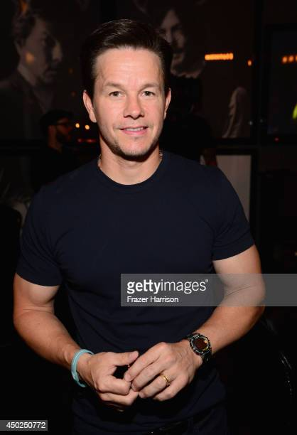 Actor Mark Wahlberg attends Spike TV's 'Guys Choice 2014' at Sony Pictures Studios on June 7 2014 in Culver City California