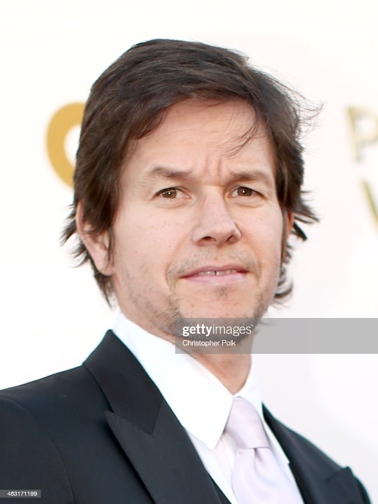 Actor <a gi-track='captionPersonalityLinkClicked' href=/galleries/search?phrase=Mark+Wahlberg&family=editorial&specificpeople=202265 ng-click='$event.stopPropagation()'>Mark Wahlberg</a> attends the 19th Annual Critics' Choice Movie Awards at Barker Hangar on January 16, 2014 in Santa Monica, California.