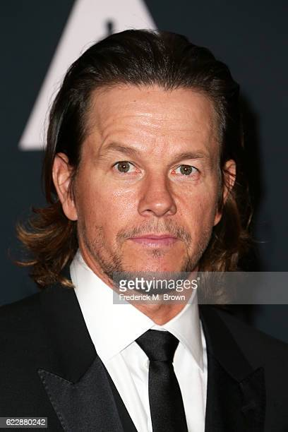 Actor Mark Wahlberg attends the Academy of Motion Picture Arts and Sciences' 8th annual Governors Awards at The Ray Dolby Ballroom at Hollywood...