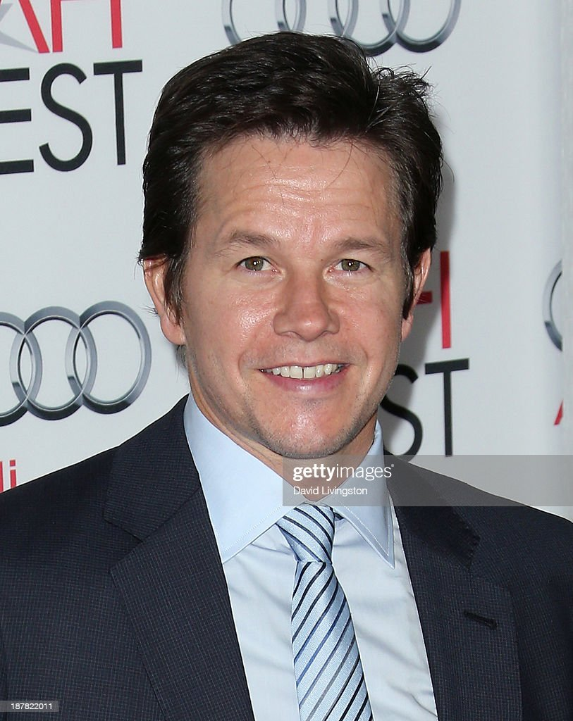 Actor <a gi-track='captionPersonalityLinkClicked' href=/galleries/search?phrase=Mark+Wahlberg&family=editorial&specificpeople=202265 ng-click='$event.stopPropagation()'>Mark Wahlberg</a> attends the AFI FEST 2013 presented by Audi premiere of 'Lone Survivor' at the TCL Chinese Theatre on November 12, 2013 in Hollywood, California.