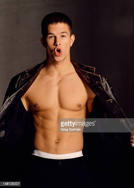 Actor Mark Wahlberg is photographed for The Advocate on January 1 1993 in Los Angeles California